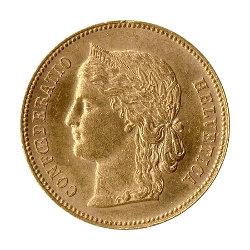 Helvetia Gold